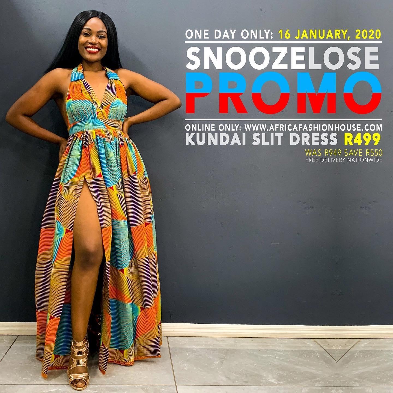 Kundai Dress