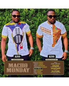 Macho Monday Shirt