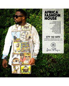 LB Afrique Shirt B1