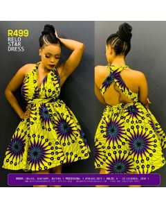 Relo Star Dress