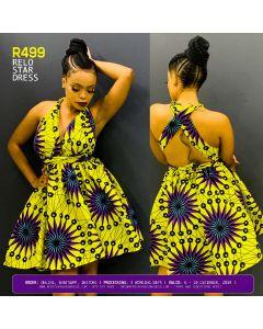Relo Star Dress