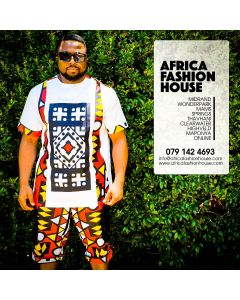 Law Blaque 2-Piece Ndebele