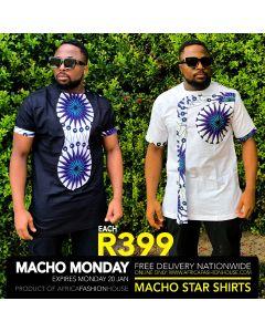 Macho Star Shirt