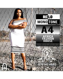 Relo Monotone A4