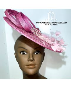 Dusty Coil Fascinator