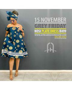 Nosi Plate Dress