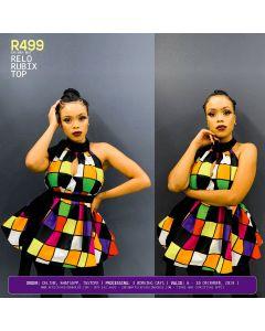 Relo Rubix Top
