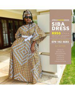 Siba Dress A