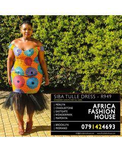 Siba Tulle Dress
