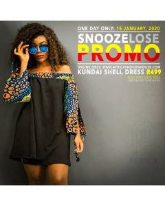 Kundai Shell Dress