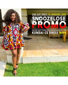 Kundai CS Dress